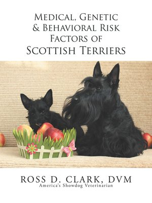 cover image of Medical, Genetic & Behavioral Risk Factors of Scottish Terriers